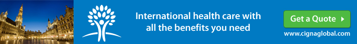 CIGNA Expat Health Insurance Belgium