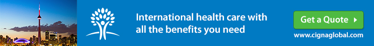 CIGNA Expat Health Insurance Canada