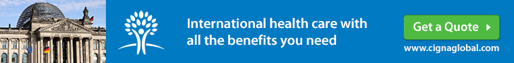 CIGNA Expat Health Insurance Germany