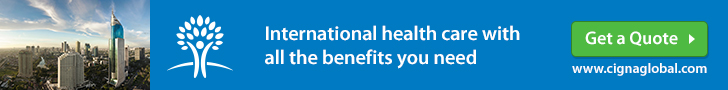 CIGNA Expat Health Insurance Indonesia
