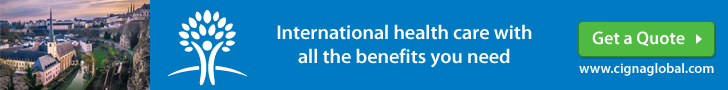 CIGNA Expat Health Insurance Luxembourg