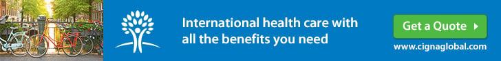 CIGNA Expat Health Insurance Netherlands