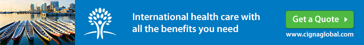 CIGNA Expat Health Insurance Philippines