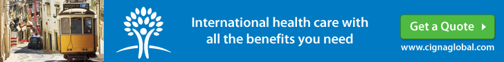 CIGNA Expat Health Insurance Portugal