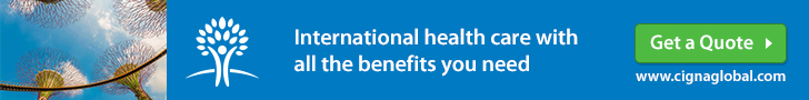 CIGNA Expat Health Insurance Singapore