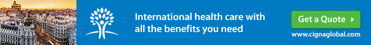 CIGNA Expat Health Insurance Spain