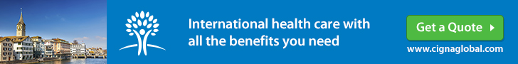CIGNA Expat Health Insurance Switzerland