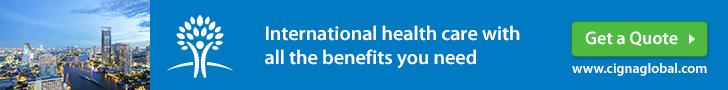 CIGNA Expat Health Insurance Thailand