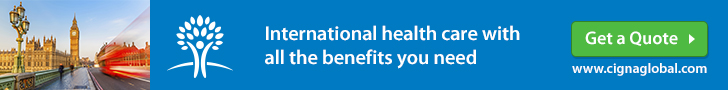 CIGNA Expat Health Insurance UK