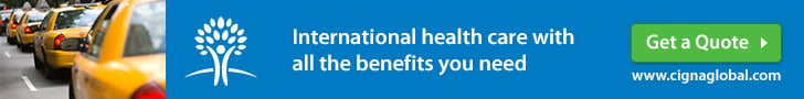 CIGNA Expat Health Insurance US