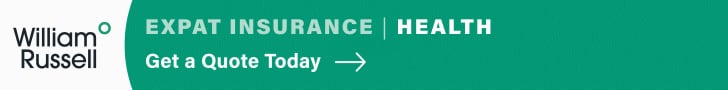 William Russell Expat Health Insurance