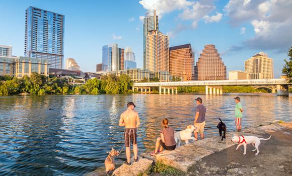 Coronavirus-in-Austin,-Texas,-US