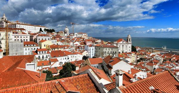 Coronavirus-in-Lisbon-Area,-Portugal
