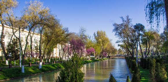Coronavirus-in-Tashkent,-Uzbekistan