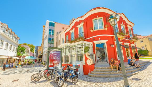 Cascias, Portugal