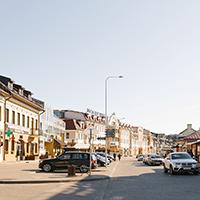 Coronavirus in Minsk, Belarus