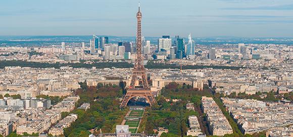 Getting to Know Paris