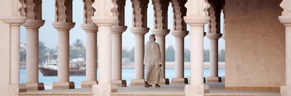 Future perfect - Living in Abu Dhabi