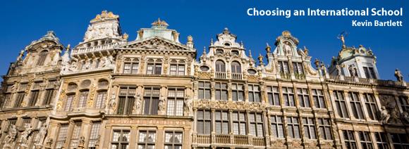 Moving Abroad - Choosing an International School