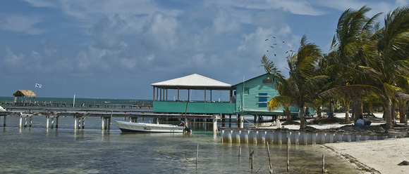 Living in Belize - Life in The Cayes