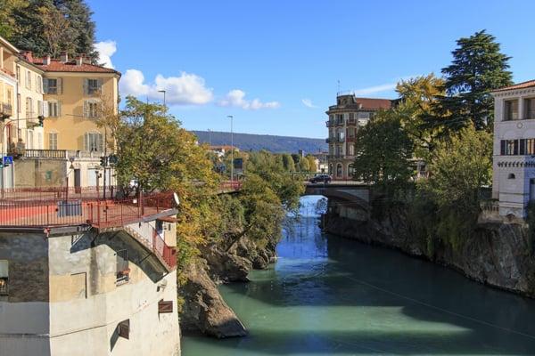 Ivrea in Italy's Piedmont Region