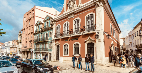 caldas da rainha portugal