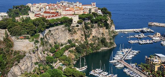 Boating in Monaco