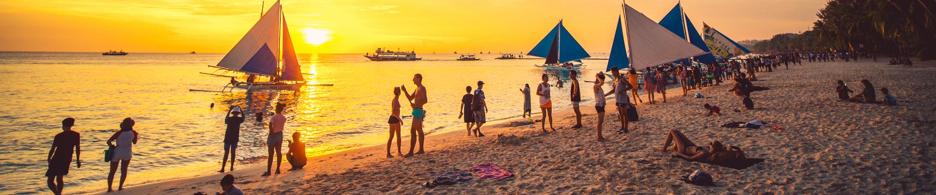 Borocay Island, Philippines