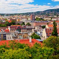 Budapest Hungary District