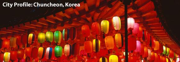 Living in Korea - Chuncheon, Korea