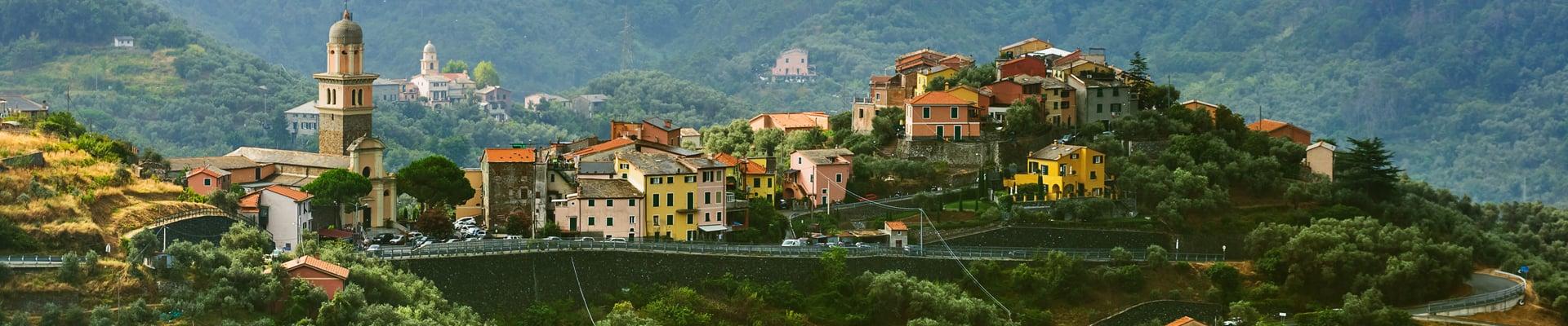 Cinque Terre in Italy's Liguria Region