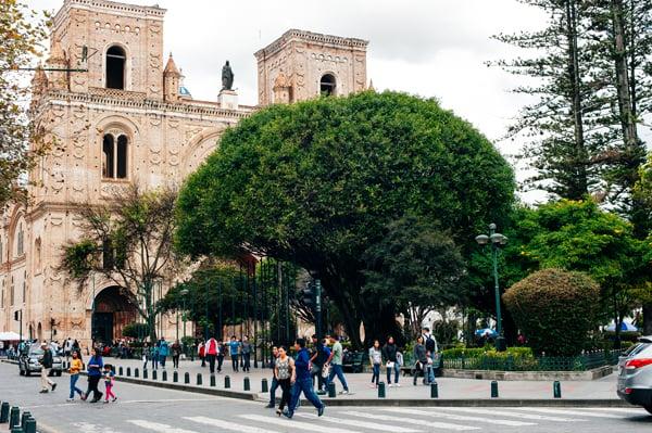 Catedral de la Inmaculada Concepcion de Cuenca