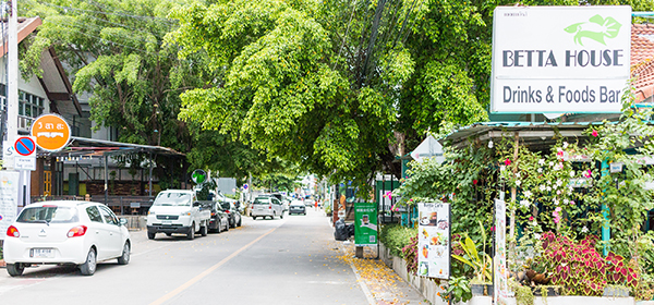 Nimman in Chiang Mai