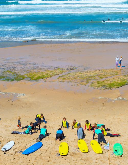 Surf School in Ericeira
