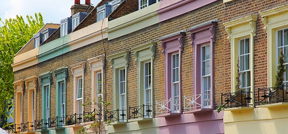 expat apartments in London
