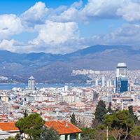 Coronavirus in izmir, Turkey