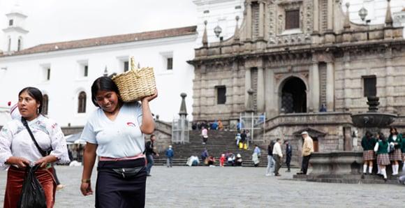 Expat Living in Quito Ecuado