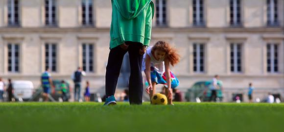 expats kids in Paris