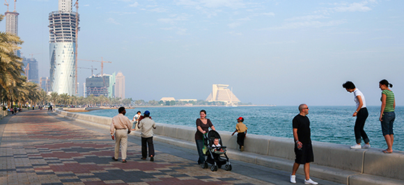 An Expat Talks about Moving to Doha, Qatar, Report 70519 ...