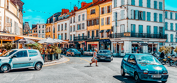 expats in France