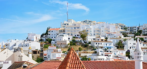 Where to Live in Albufeira