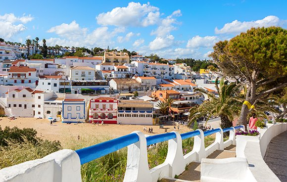 Where to Live in Carvoeiro