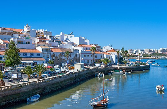 Where to Live in Ferragudo