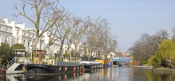 expat neighborhoods in London