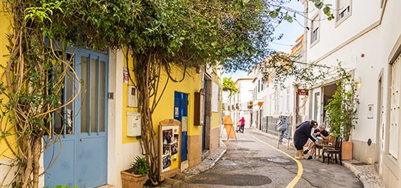 Where to Live in Tavira