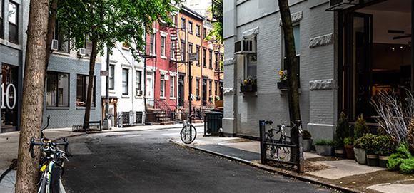 Gay Street in the West Village