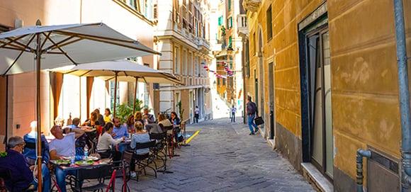 Genoa Liguria Italy
