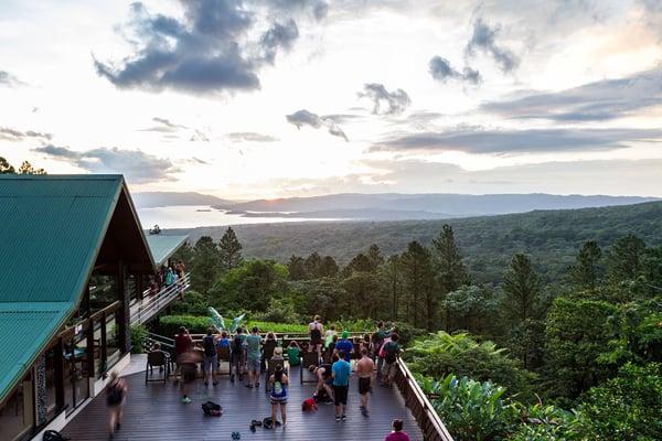 Lake Arental, Costa Rica