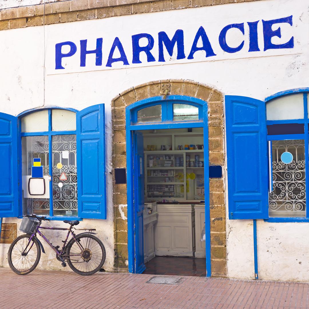 Pharmacy in Morocco