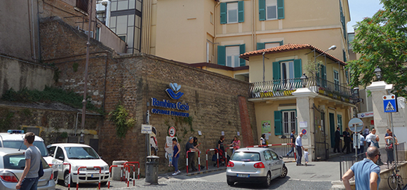 Rome Hospital
